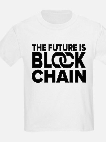 The Future is Blockchain T-Shirt