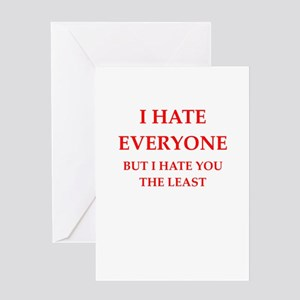 hate Greeting Cards