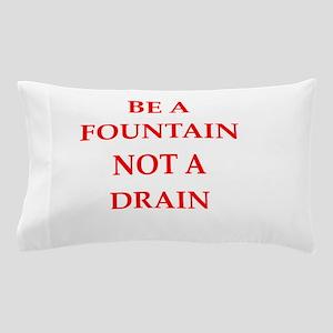fountain Pillow Case