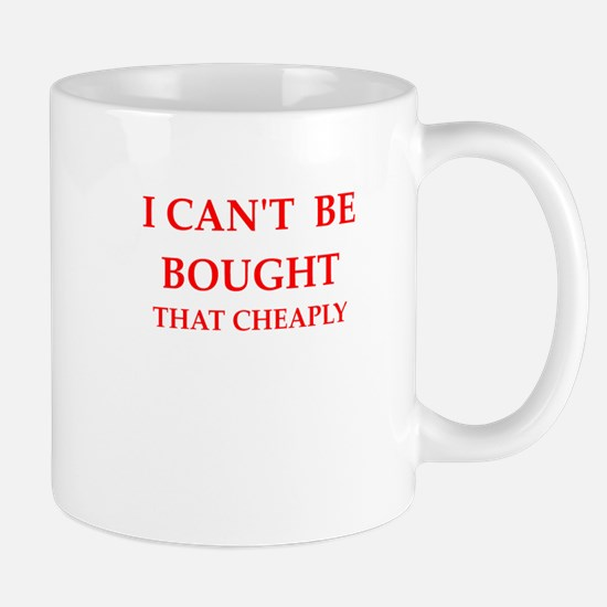 bribe Mugs