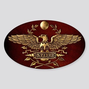 Roman Eagle Sticker