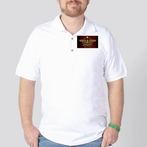 Roman Eagle Golf Shirt
