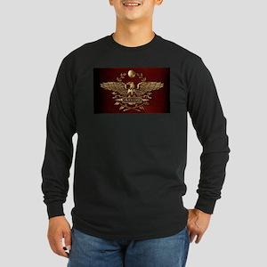 Roman Eagle Long Sleeve T-Shirt