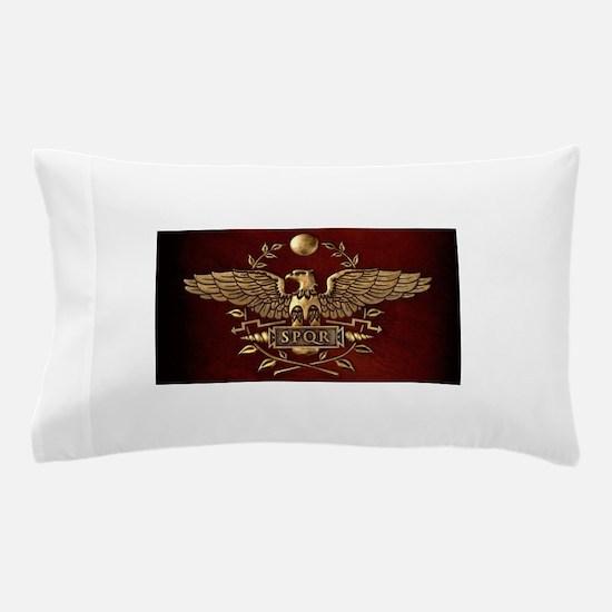 Roman Eagle Pillow Case