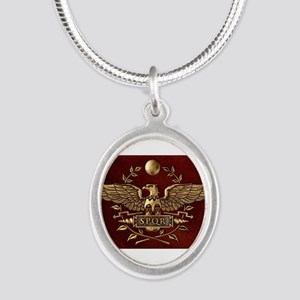 Roman Eagle Necklaces