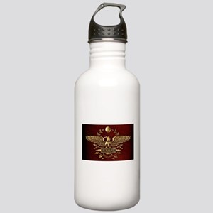 Roman Eagle Stainless Water Bottle 1.0L