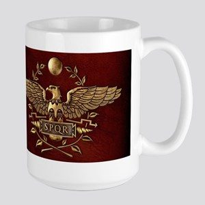 Roman Eagle Mugs