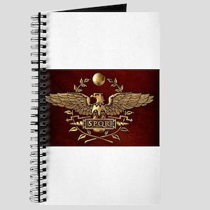 Roman Eagle Journal