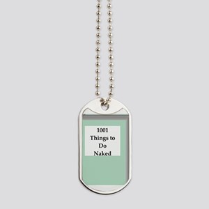 book Dog Tags