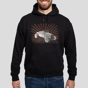 Ford Hot Rod Hoodie (dark)