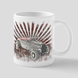 Ford Hot Rod Mug