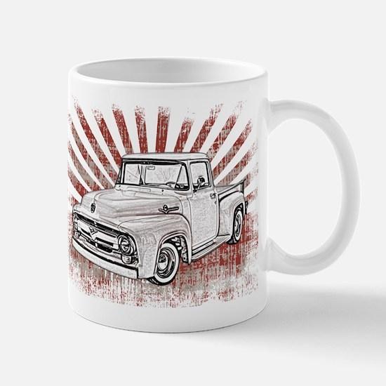 1956 Ford Truck Mug