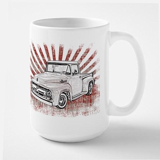1956 Ford Truck Large Mug