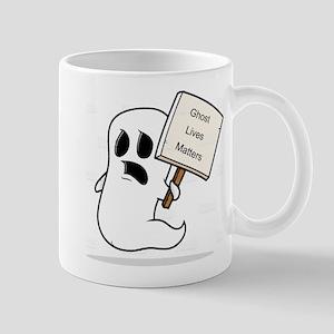 GhostLivesMatter Mugs