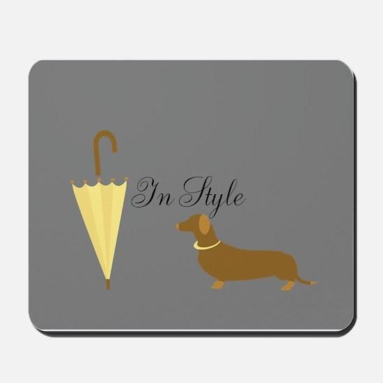 Dog Pet Animal Lover Mousepad