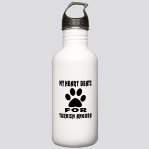 My Heart Beats For Tur Stainless Water Bottle 1.0L