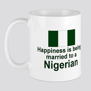 Nigerian-Married Mug