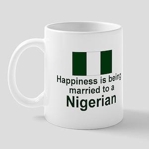 Nigerian-Married Mug