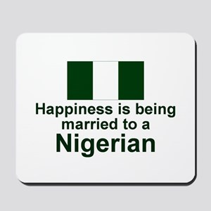 Nigerian-Married Mousepad