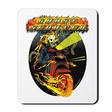 Ghost Scooter @ eShirtLabs Mousepad