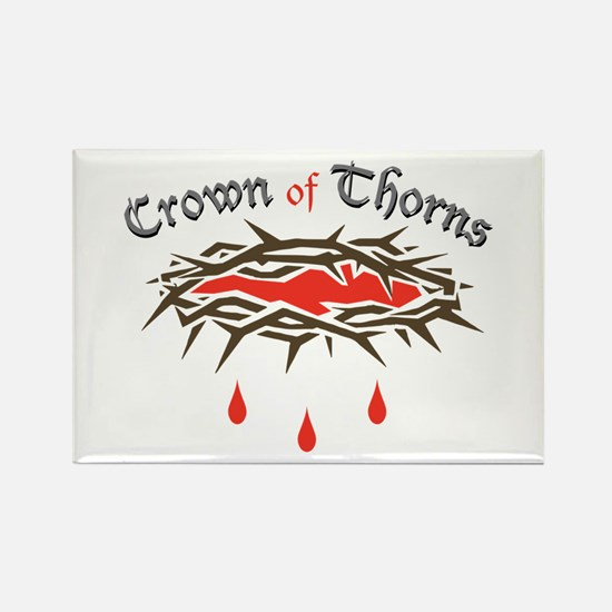 Crown of Thorns Magnets