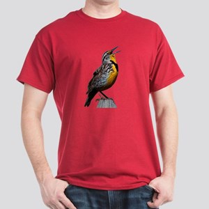 Western Meadowlark Dark T-Shirt