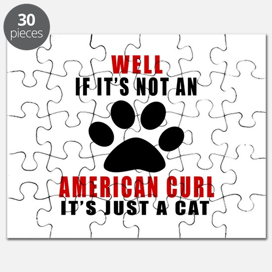 If It's Not American Curl Puzzle