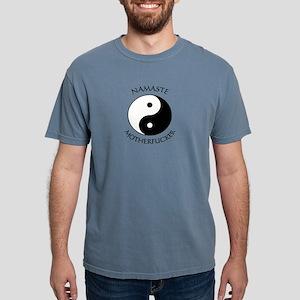Namaste Motherfucker 3.pptx T-Shirt
