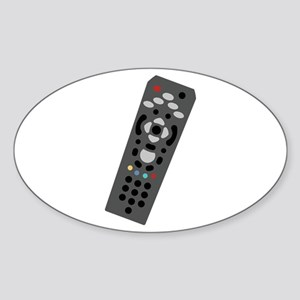 TV Remote Sticker