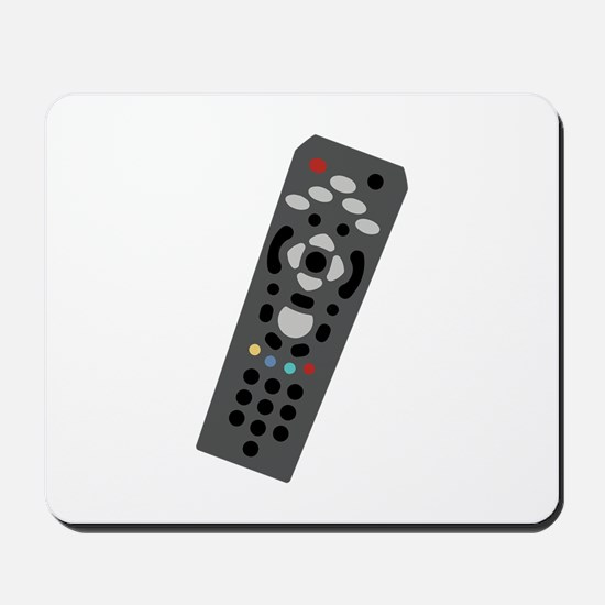 TV Remote Mousepad