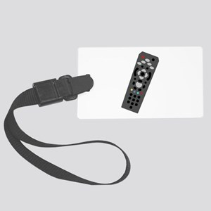 TV Remote Luggage Tag