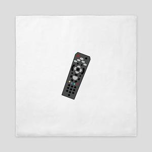 TV Remote Queen Duvet