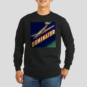 Dominator Long Sleeve Dark T-Shirt