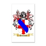 Treminell Rectangle Car Magnet