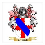Treminell Square Car Magnet 3