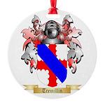Tremillin Round Ornament