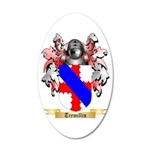 Tremillin 20x12 Oval Wall Decal