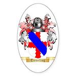 Tremelling Sticker (Oval)