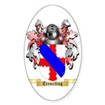 Tremelling Sticker (Oval 50 pk)
