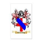 Tremelling 35x21 Wall Decal