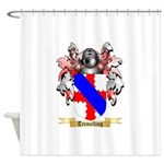Tremelling Shower Curtain