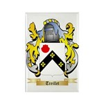 Treillet Rectangle Magnet (100 pack)