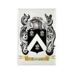 Trefusis Rectangle Magnet (100 pack)