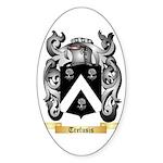 Trefusis Sticker (Oval 10 pk)