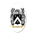 Treffry 20x12 Oval Wall Decal