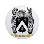 Treffry Round Ornament