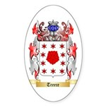 Treece Sticker (Oval 50 pk)