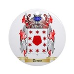 Treece Round Ornament