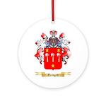 Tredgett Round Ornament