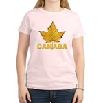 Canada Souvenir Varsity Women's Light T-Shirt